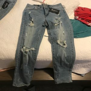 Fashion Nova Jeans - Attention seeker high waist jeans